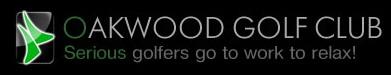 Oakwoodgolfclub.de Logo
